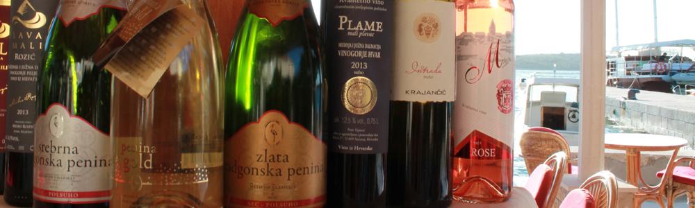 Konoba Trumbeta - Wines